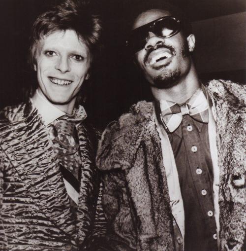 Com Stevie Wonder