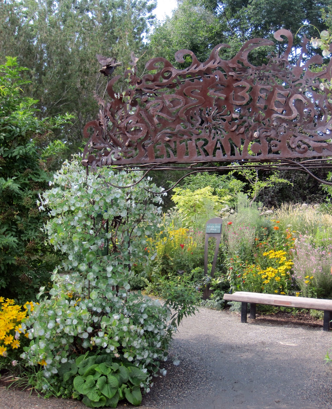 Simple Details: Denver Botanic Gardens