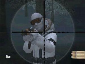 mira para francotirador
