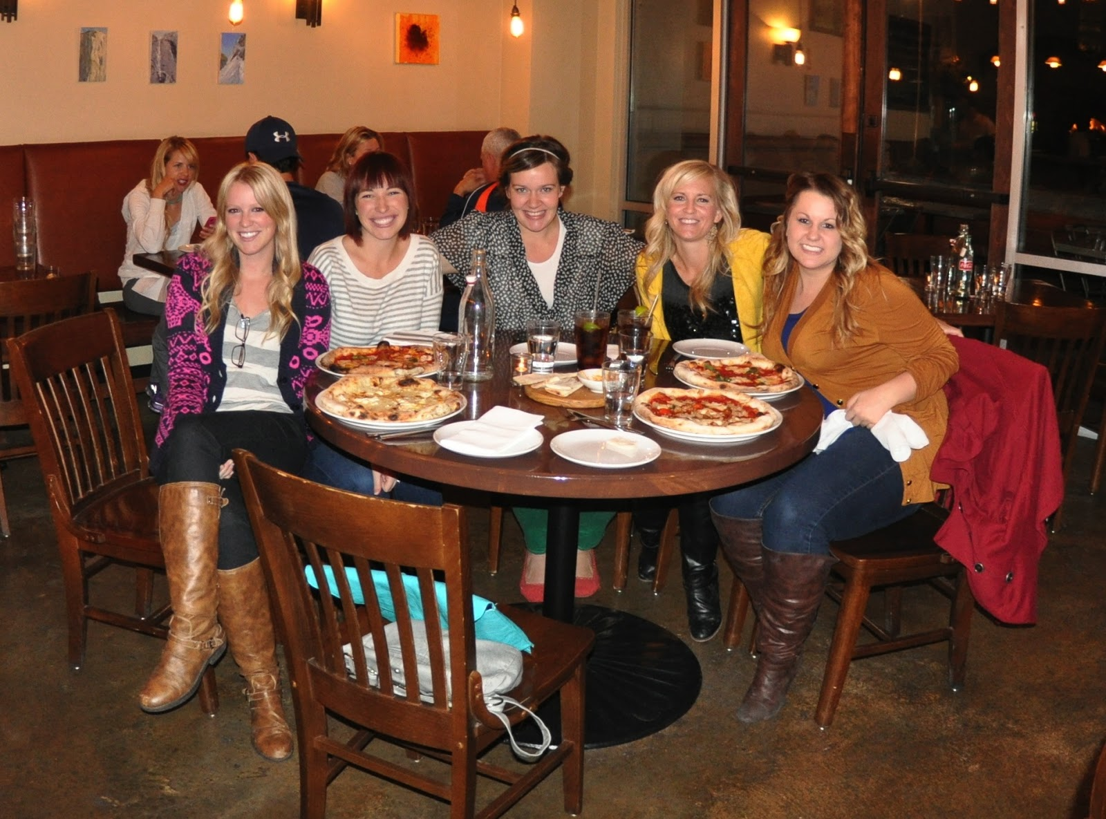 Displaying 19> Images For - Girls Night Out Dinner...