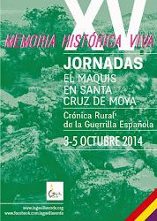 XV Jornadas. El Maquis en Santa Cruz de Moya