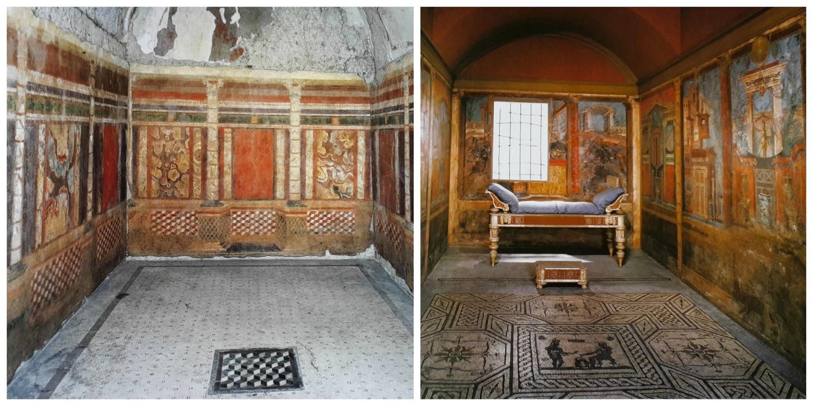 D 39 ors et d 39 arts for Decoration romaine