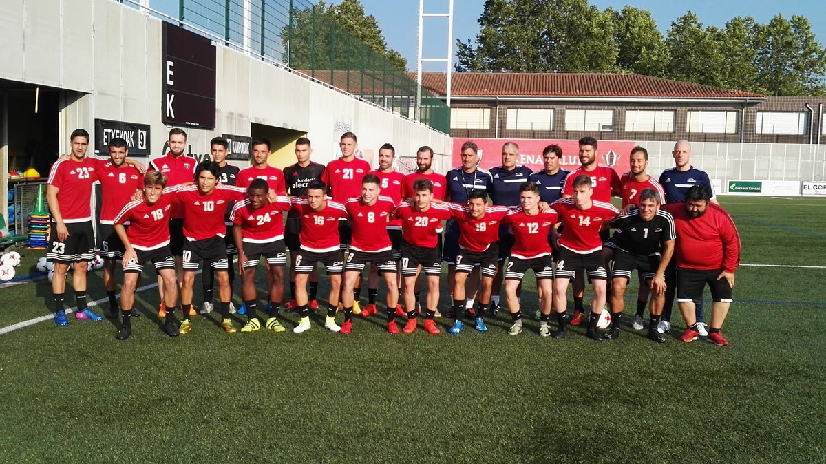 ARENAS CLUB DE GETXO  2017-18