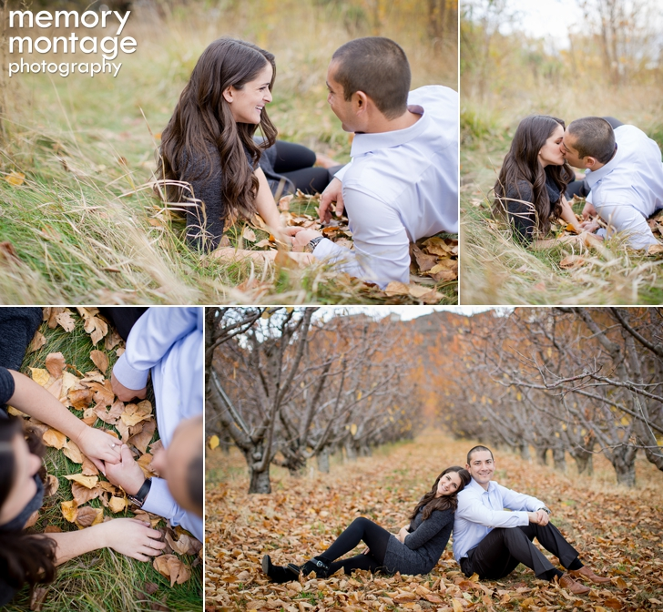 Engagement Session, Yakima Engagement Photography, Memory Montage Photography
