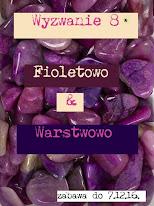 fioletowo+warstwowo+ świątecznie