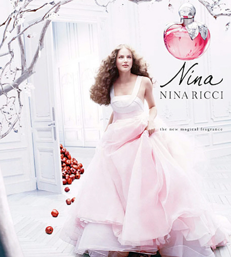 Зимен парфюм Nina Ricci
