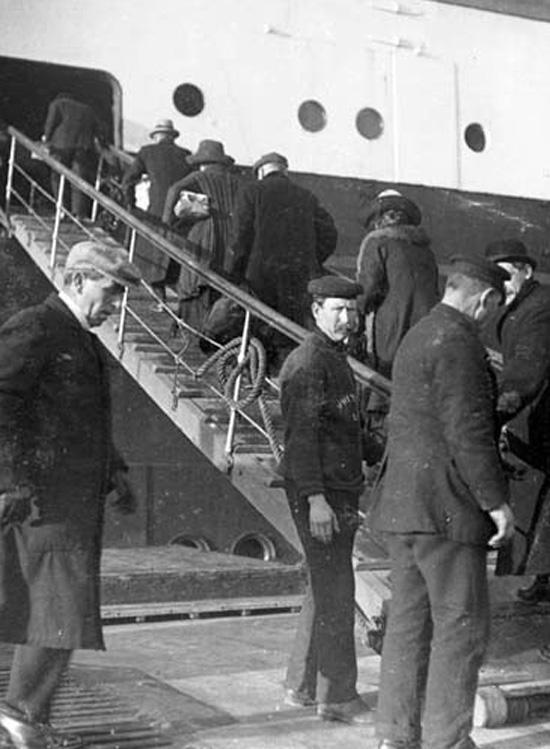titanic passagiere