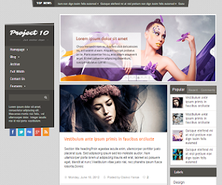Project+10+Blogger+Template