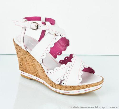 Sandalias verano 2013. Moda zapatos 2013.