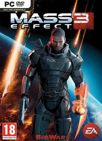 Mass Effect 3 Complete Edition Download for PC - COREPACK