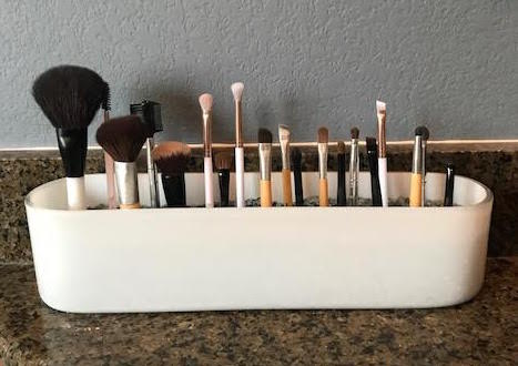Craychicstyle Diy Makeup Brush Holders