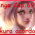 Mangá Naruto 697-Sakura acordou
