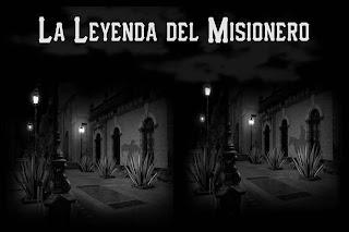 La leyenda del misionero