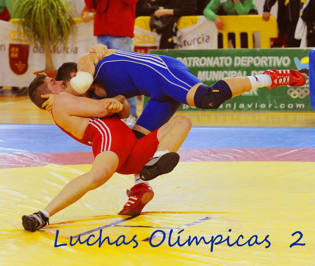 LUCHAS OLIMPICAS