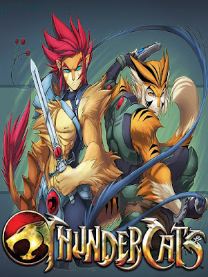 Thundercats 2011 Poster on Thundercats  2011      1   Temporada   Baixe Demais   Download Filmes