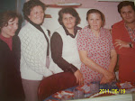 Maria Busetti e filhos