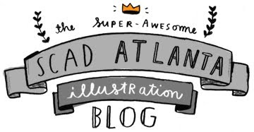 SCAD-ATLANTA Illustration
