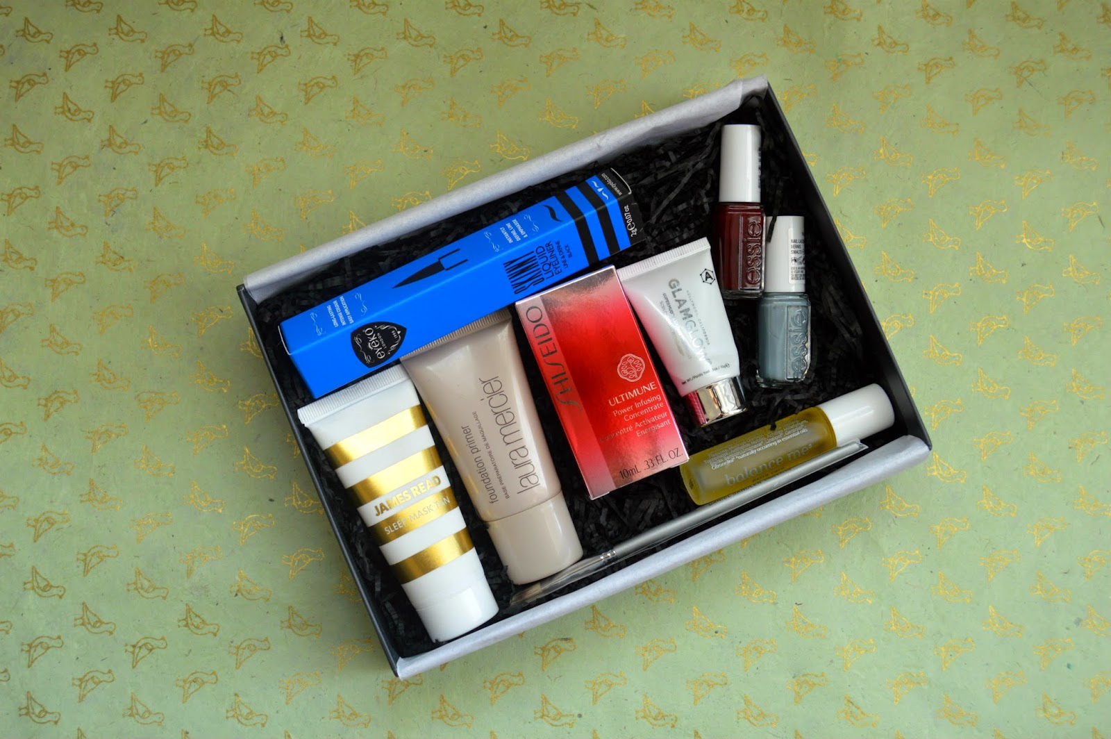 lATEST IN bEAUTY gET THE gLOSS bEAUTY iNSIDER bOX