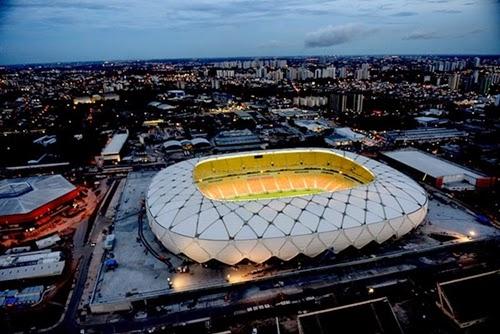 Stadion Amazonia Arena