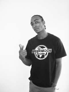 Essex high-energy Grime artist Armagedon Now releases new single
