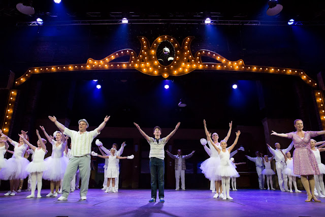 Helsingin Kaupunginteatterissa on luvassa vauhdikas syksy. Kuva: Helsingin Kaupunginteatteri, Mirka Kleemola