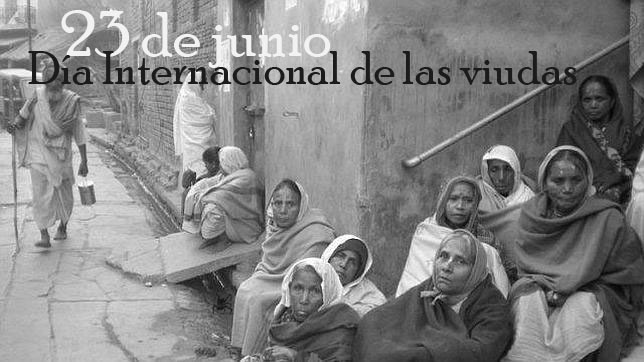 Día Internacional Viudas