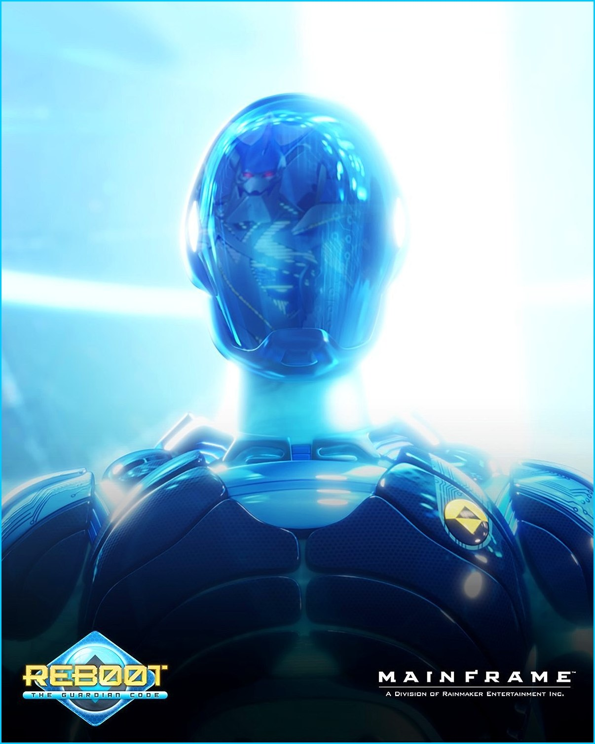 """REBOOT: THE GUARDIAN CODE"""