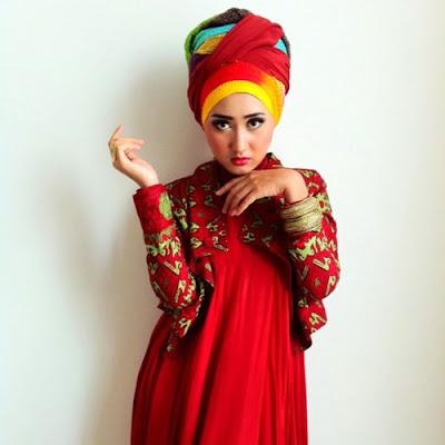 Koleksi Baju Muslim Dian Pelangi Trend Modis Terbaru