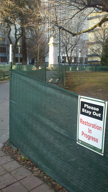 Portland Parks Held Hostage by Occupy