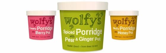 Wolfy's Porridge Pots