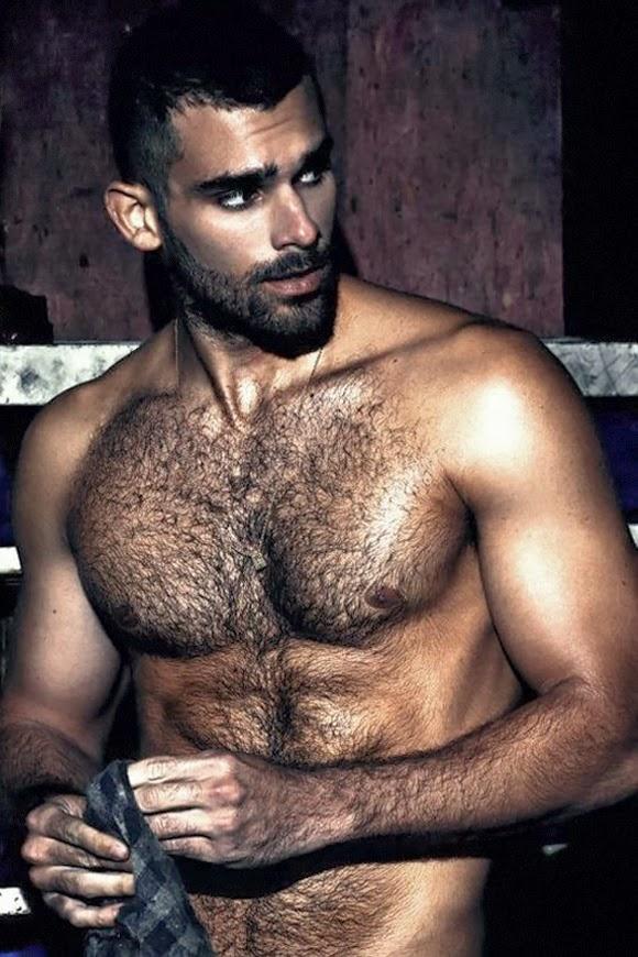 Male Model Street: Maklon Barcaro