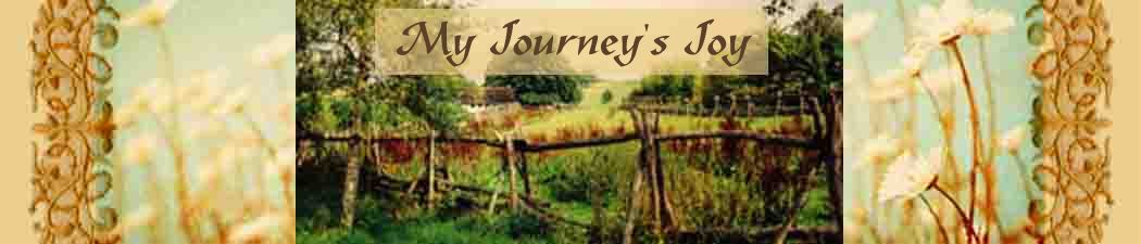 My Journey&#39;s Joy                    