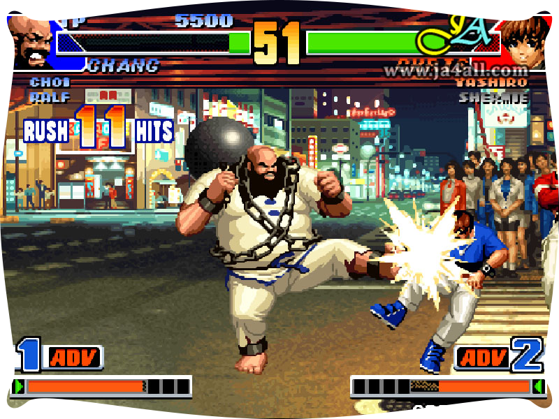 The King of Fighters 98 Game for Windows - Scene 3