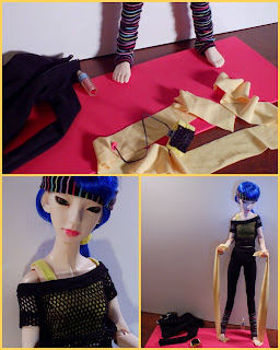 Resin Weekly Week 10 Workout Completed Project Runway