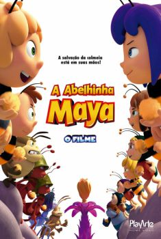 A Abelhinha Maya: O Filme Torrent - BluRay 720p/1080p Dual Áudio
