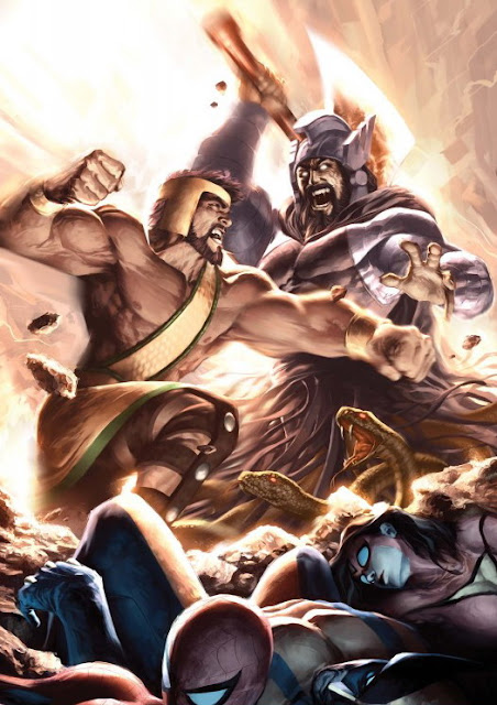 Hercules (Marvel Comics) Character Review - 1