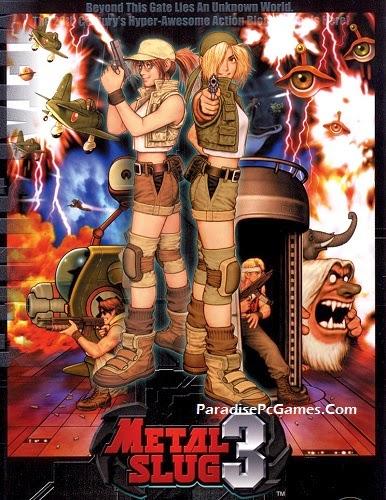 Metal Slug 3 PC Game ALiAS