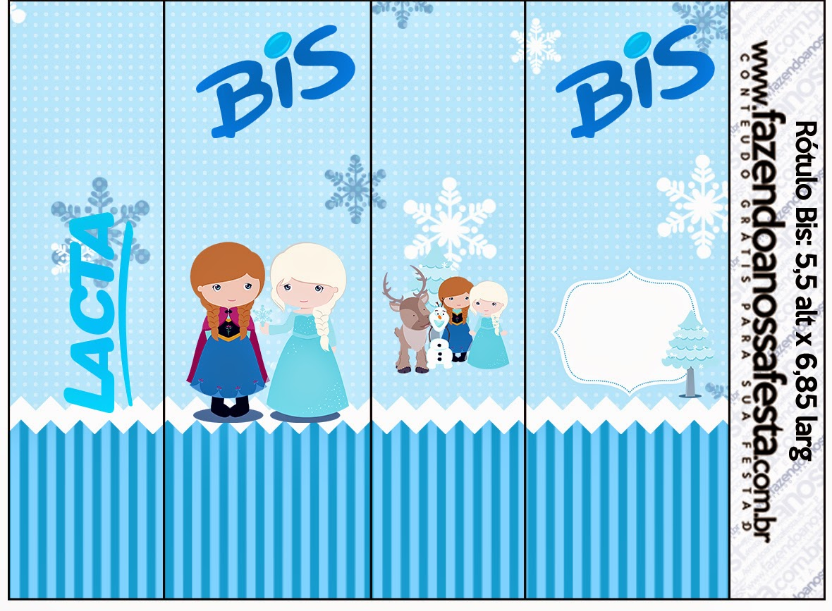 Frozen baby blue christmas free printable candy bar labels is it