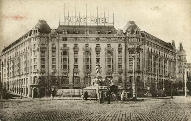 Hotel Westin Palace. [con distinción y clase]