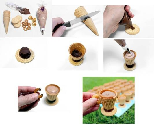 Come fare una tazza commestibile | DIY eatable cups