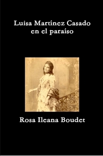 Luisa Martínez Casado en el paraíso