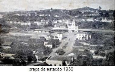 PRAÇA DA ESTAÇAO EM 1939