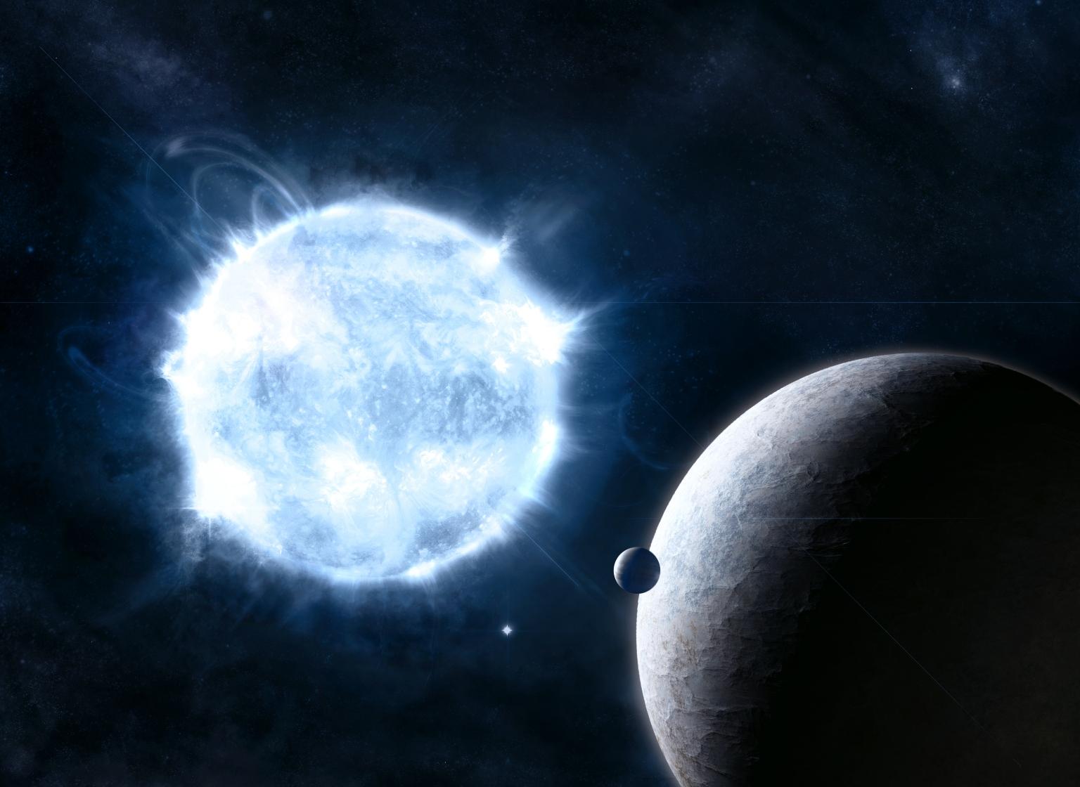 giant star blue white - photo #16