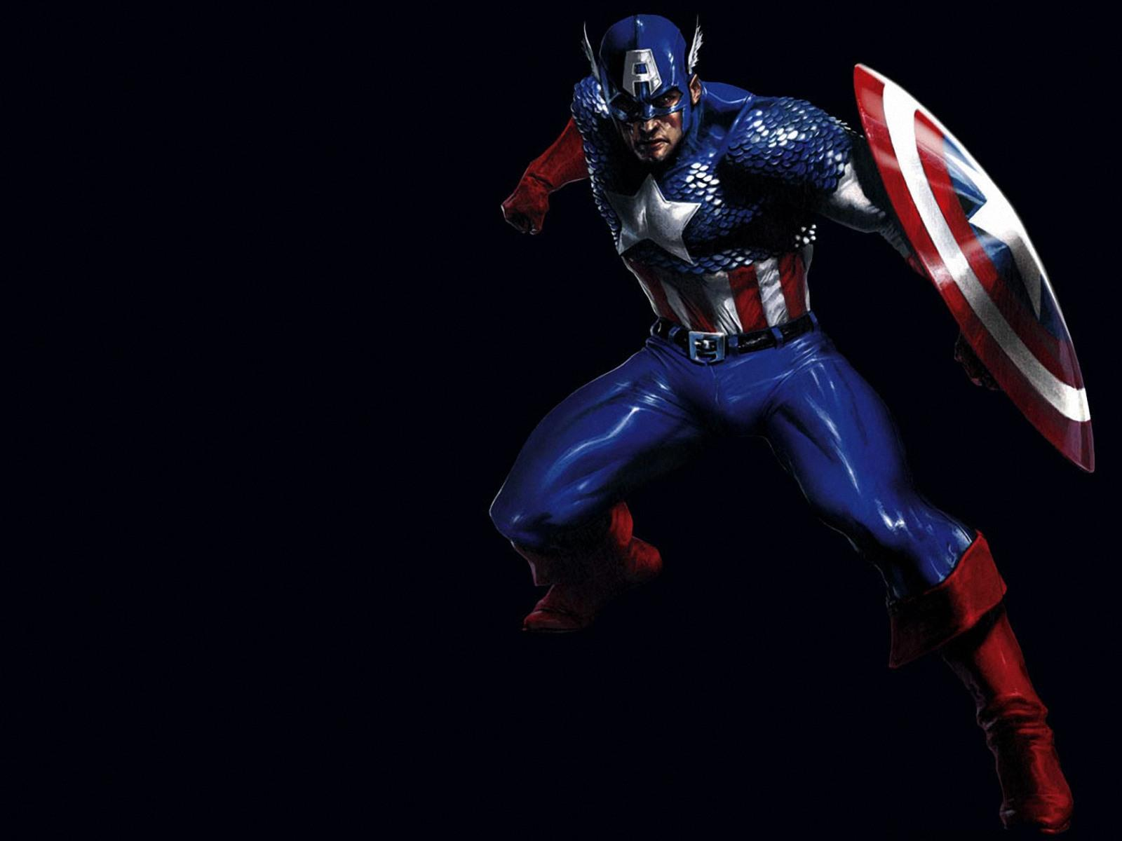 Captain America  Download HD Wallpapers