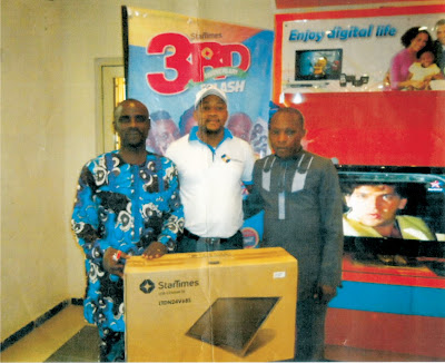 Startimes holds week 7 draws in Uyo as more winners emerge