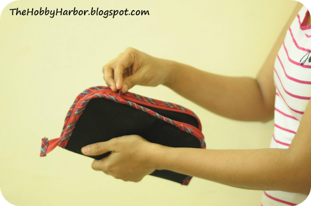Free Wallet sewing pattern