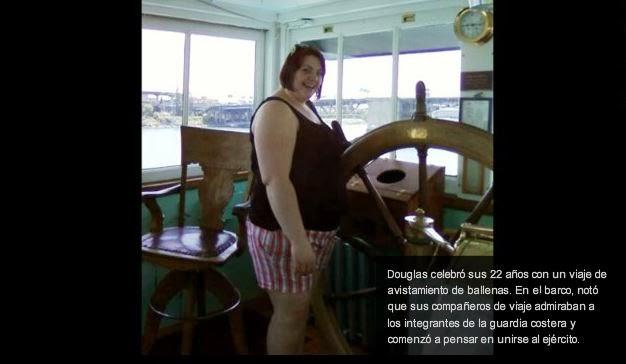mujer pierde 50 kilos, pierde 50 kilos en el ejercito, bajar de peso naturalmente, como bajar de peso, motivacion para bajar de peso, testimonio,