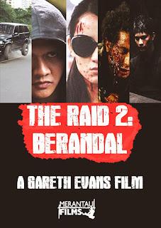Pemain The Raid 2: Berandal 2014
