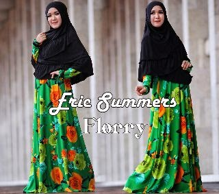 Florry Dress By Eric Summers