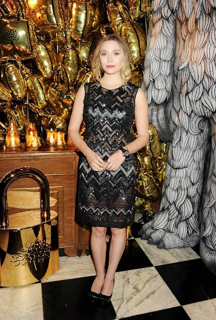 Elizabeth Olsen Mulberry